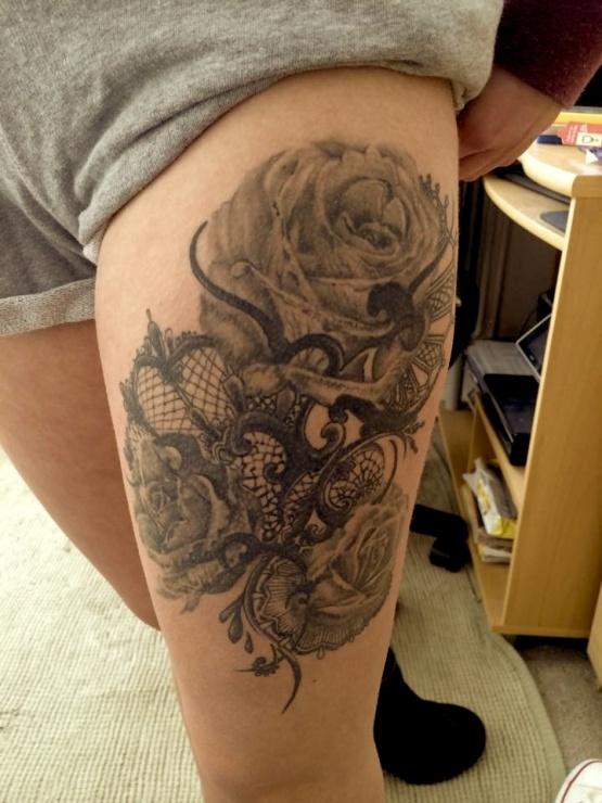 JamieLee tattoo